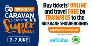 Let's Go Queensland Caravan & Camping Supershow