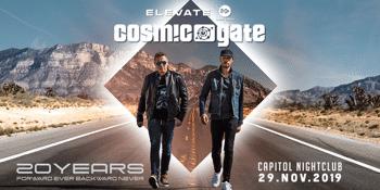 Cosmic Gate (3 Hour Set)