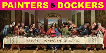 PAINTERS & DOCKERS - KISS MY ART 30TH ANNIVERSARY