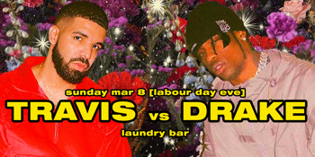 Travis Scott VS Drake - Labour Day Eve