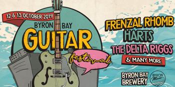 Byron Bay Guitar Festival