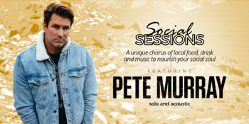 Pete Murray - Social Sessions Gold Coast