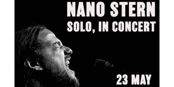 POSTPONED - Nano Stern (Chile) Solo, in Concert